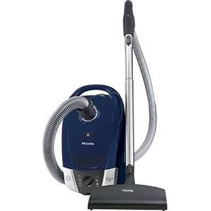 Miele, Compact, C2, Topaz, Canister, Vacuum, 6, Position, Suction, 12, Stage, Air, Clean, System, 1200W, Vortex, Motor, Telescopic, Stainless, Steel, Wand, Electro, brush, Control