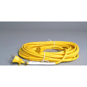 Carpet Pro 14.105 Replacement 40´ ft. Foot Power Cord Yellownohtin