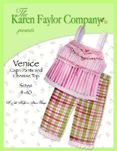 Karen Faylor Venice KF02 Size 4-10 #2 Pattern