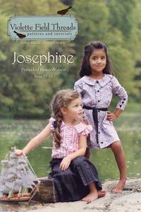 Violette Fields VFT009J Josephine Blouse and Dress Pattern