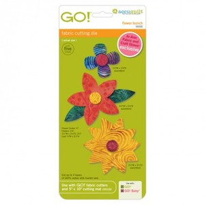 Accuquilt GO! 55332 Flower Bunch
