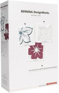Bernina 034275.71.00 DesignWorks Base Embroidery Software with Dongle