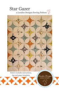 Lunden Design 1002 Star Gazer Pattern