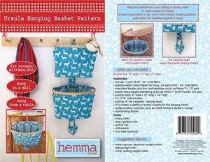 Ursula HEM122 Hanging Basket Pattern