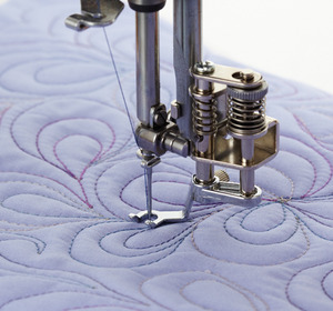 Janome 218 202146001 Convertible Free Motion Quilt Foot Set for 9mm ZZ Machines*