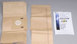 Dust Care DCC358-34 5PK Evolution Bags for DCC358 DCC9009 Canister Vacuum Cleaners