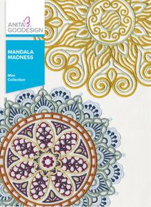 Anita Goodesign 191MAGHD Mandala Madness Mini Collection
