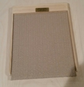 Quilters Ironing Boards QBI Foot Control Pedal Stay Stop, Carpeted Wood