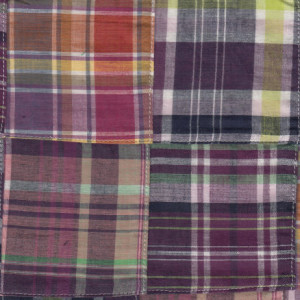 """Fabric Finders 15 Yd Bolt 10.67 A Yd Cotton Patchwork #47 Multi Colored 100% 45"""" Pima Cotton Fabric"""