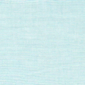 Fabric Finders 15 Yard Bolt 9.34 A Yd Aqua Chambray 100% Cotton 60 inch