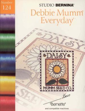 Bernina Deco 124 Debbie Mumm® Everyday Embroidery Card
