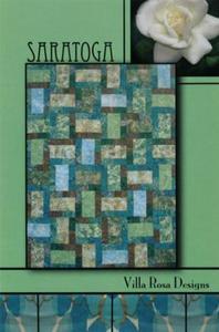 Saratoga VRD8352 Villa Rosa Design Pattern Card