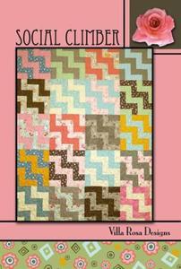 Social Climber VRD RC075 Villa Rosa Designs pattern card