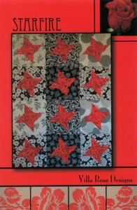 Starfire VRD8437 Villa Rosa Design Pattern Card