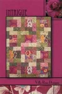 Intrigue VRD8408 Villa Rosa Design Pattern Card