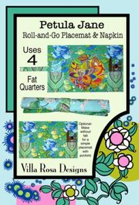 Petula Jane VRD780196 Villa Rosa Design Pattern Card