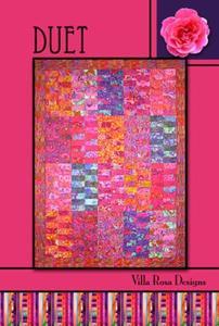 Duet VRD RC082 Villa Rosa Designs DUET pattern card