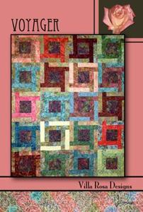 Voyager VRD522593 Villa Rosa Design Pattern Card