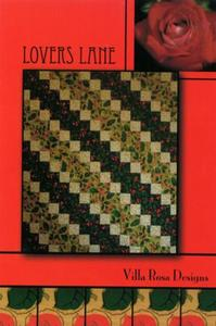 Lovers Lane VRD0986 Villa Rosa Design Pattern Card