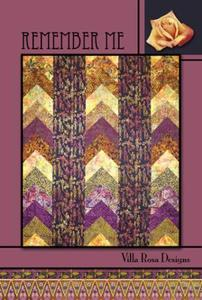 Remember Me VRD RC089 Villa Rosa Design Pattern Card