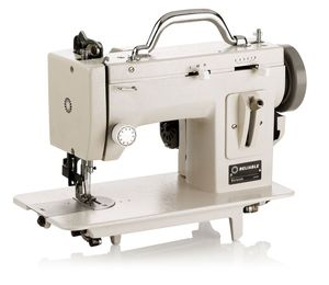 Reliable Barracuda 200ZW Portable Straight Stitch Zigzag Walking Foot Upholstery All Metal Sewing Machine