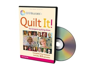 Handi Quilter HL00550 Quilt It! The Longarm Quilting Show DVD Series 1