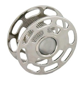 Bernina 006026.52.00 Rotary Metal Bobbins 1630,180-200,435,450,580,640,730