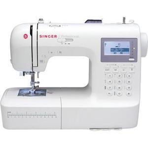 SINGER, 9100, Professional, superb, stylist, LCD, Top Drop-in Bobbin, with Extension Table, Factory Serviced