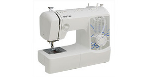 Brother RXM3700 (SM3701) 37/74 Stitch Function Mechanical Sewing Machine (RJX2517 +1-Step Buttonhole) Threader, Cutters, Full Size 13Lb, 25/2/1Yr Wnty