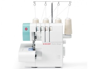 Singer 14SH764CL Stylist (14CG754) Pro Finish Freearm Serger+DVD Video*