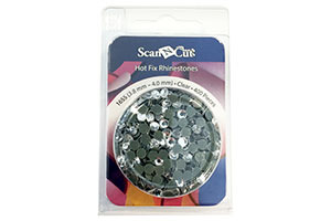 Brother CARS16C ScanNCut 400 Rhinestone Refill Pack 16SS Clear