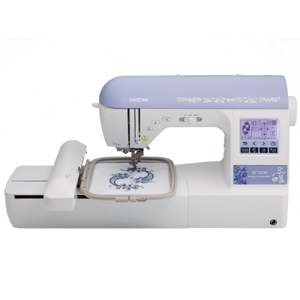 Brother, SE1800, Simplicity, Brother, SB8000, 184, Stitch, Computer, Sewing, 5x7, Machine, 9, Font, 136, Designs, 15200, DVD, CD, USB, Stick, Hard, Case, Cover, 11, Feet