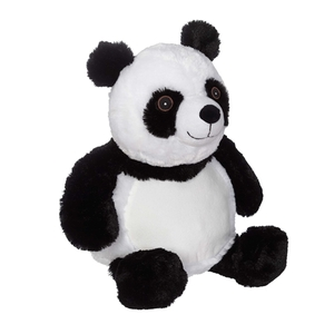 Embroiderer Cubbie Buddies CC81094 Payton Panda 16 inch Embroidery Blank