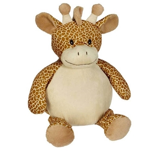 "Embroider Buddy CC91096 Gerry Giraffe High Five 16"" Embroidery Blank"