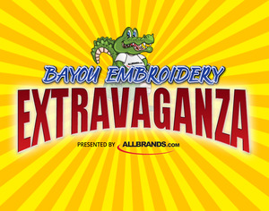 Bayou Sewing & Embroidery Extravaganza, Fri & Sat, Nov 11-12, 2016 River Center, Baton Rouge