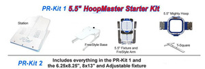 Mighty Hoop PR-Kit 1