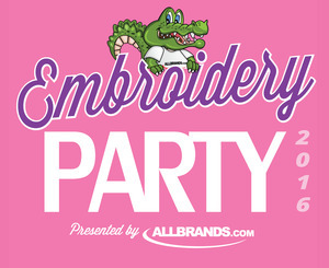 "event, party, class, meeting, 2 Day, ""Its A Party"", Embroidery, Applique, Lace, Cutwork, In The Hoop Quilting, September 16-17 at the Freeman Expo Hall in San Antonio, TX"