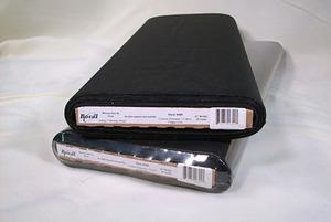"Bosal 309 - Firm Sew-in Interfacing in Black - 22""x25Yd Bolt"