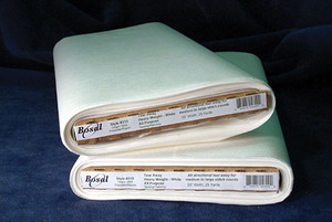 "Bosal, BOS319, Tear Away, Heavyweight, Nonwoven, Embroidery, 75/25 Rayon Polyester, 20""x25Yds"