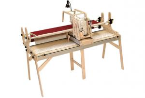 "NEW ""Little Gracie"" II Machine Quilter Grace Frame Light Weight NO BASTE 64 & 98"" Widths & Stylus - No King Extension"