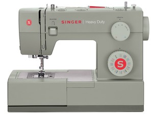 Singer, 5532, Heavy, Duty, HD, Stainless, Steel, Stronger Motor, High, Speed, 1,100, stitch per minute, freearm