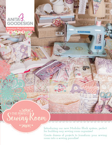 Anita Goodesign PRPL08 The Perfect Sewing Room Premium Plus Edition Collection Embroidery Designs CD