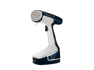 Rowenta DR8080 (DR8050) X-Cel Steam Handheld Stand Up Garment Steamer, 1500W, 3 Tools, 10' Cord, Stainless Steel Soleplate,