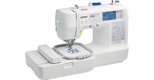 Brother, LB6800PRW, RLB6800, RLB6800PRW, BRO-LB6800PRW,  LB-6800PRW, LB6800, Project Runway,   Computer, 67 Stitch, Sew, 4x4, Embroidery Machine, 4 Downloads* USB Cable, 70 Designs, 5 Fonts, 10 BH, Thread  Trim, 8 Feet, ONLINE