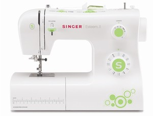 Singer, 2273, Esteem II, Mechanical, Sewing, Machine, Factory, Serviced, 1-Step, Buttonhole, Threader