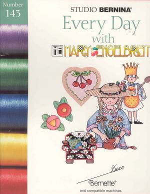 Bernina Deco 143 Every Day with Mary Engelbreit™ Embroidery Card