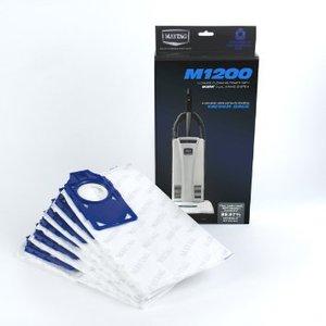 Maytag Genuine HEPA Media Self-Sealing Vacuum Bags, Designed to Fit the M1200, 6 Bags per Package