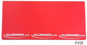 "AllBrands.com, Large 17"" X 33"" Cushioned Mat for Combination Sewing and Embroidery Machines Support"