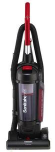 "Sanitaire SC5745 QuietClean 3.5Qt Dust Cup Bagless HEPA Upright Vacuum Cleaner, 13"" Wide Path"