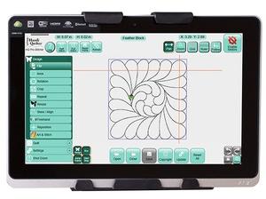 Handi, Quilter, QM03806, HQ, Pro, Stitcher, Monitor, Upgrade, Lilliput, Innovatec, Monitor